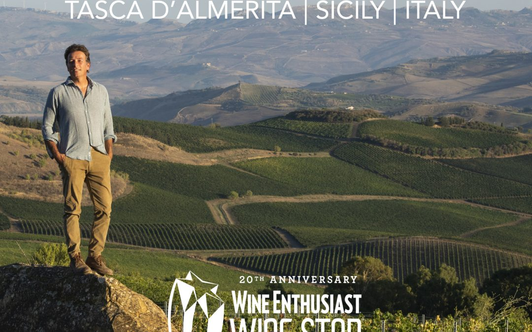 Tasca d'Almerita Winery of the Year 2019